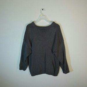 Gumps Sweaters - Vtg 70s Oversized Sweater